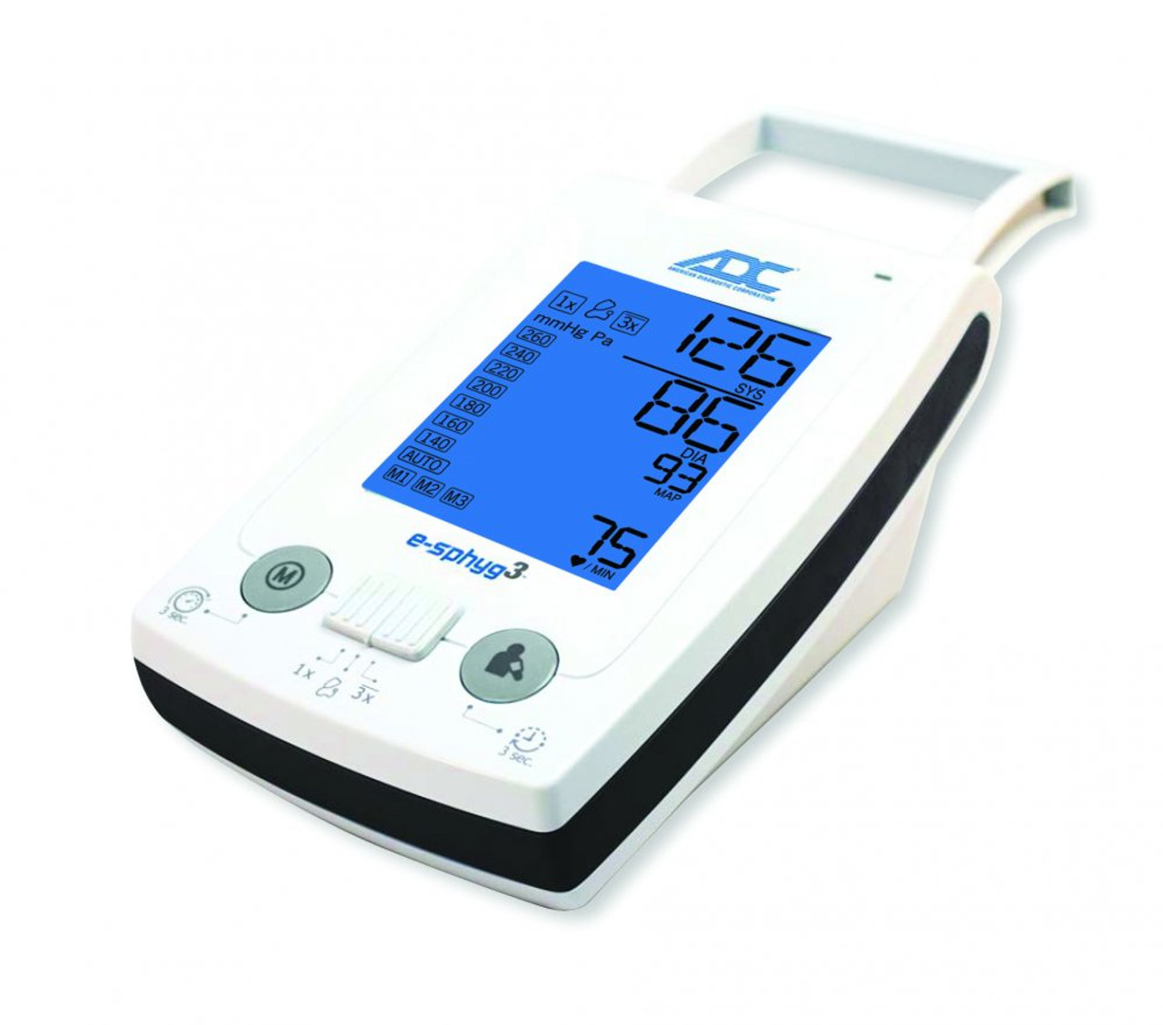 ADC E-Sphyg3 Multi cuff BP Monitor 9003K-MCC