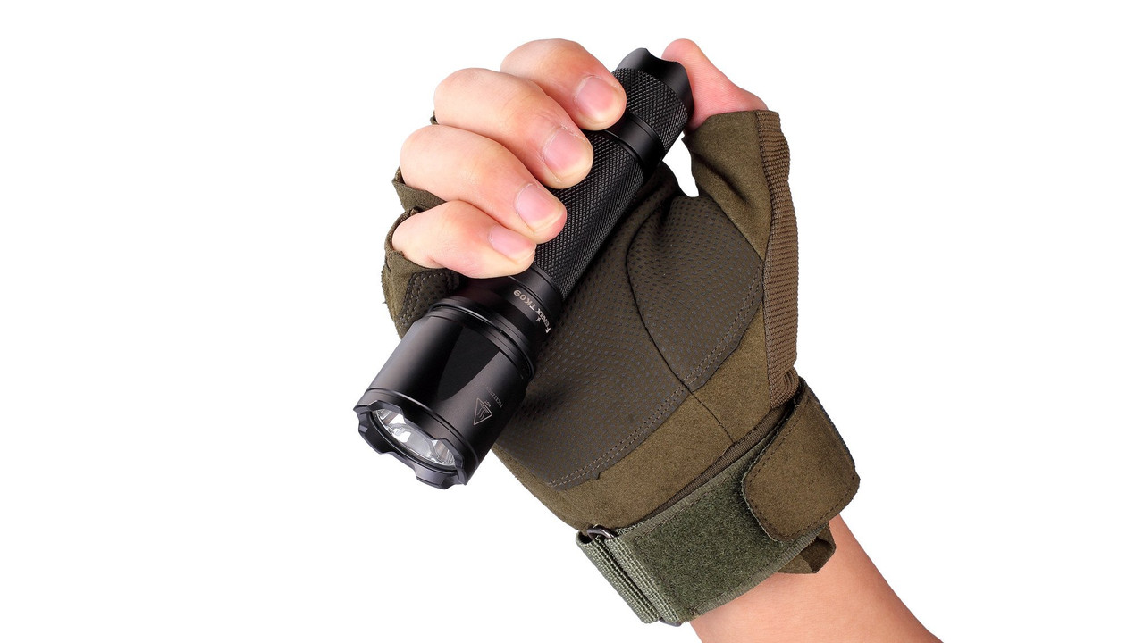 Fenix TK09 Tactical Flashlight