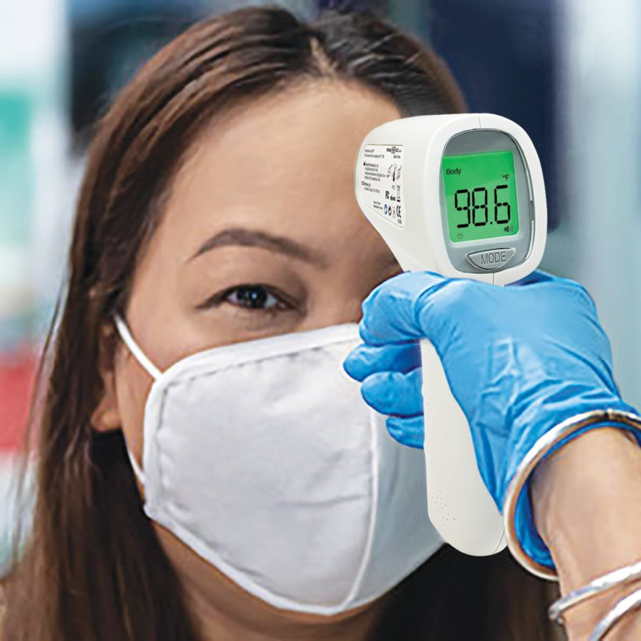 ADC 433 Trigger non contact IR Thermometer