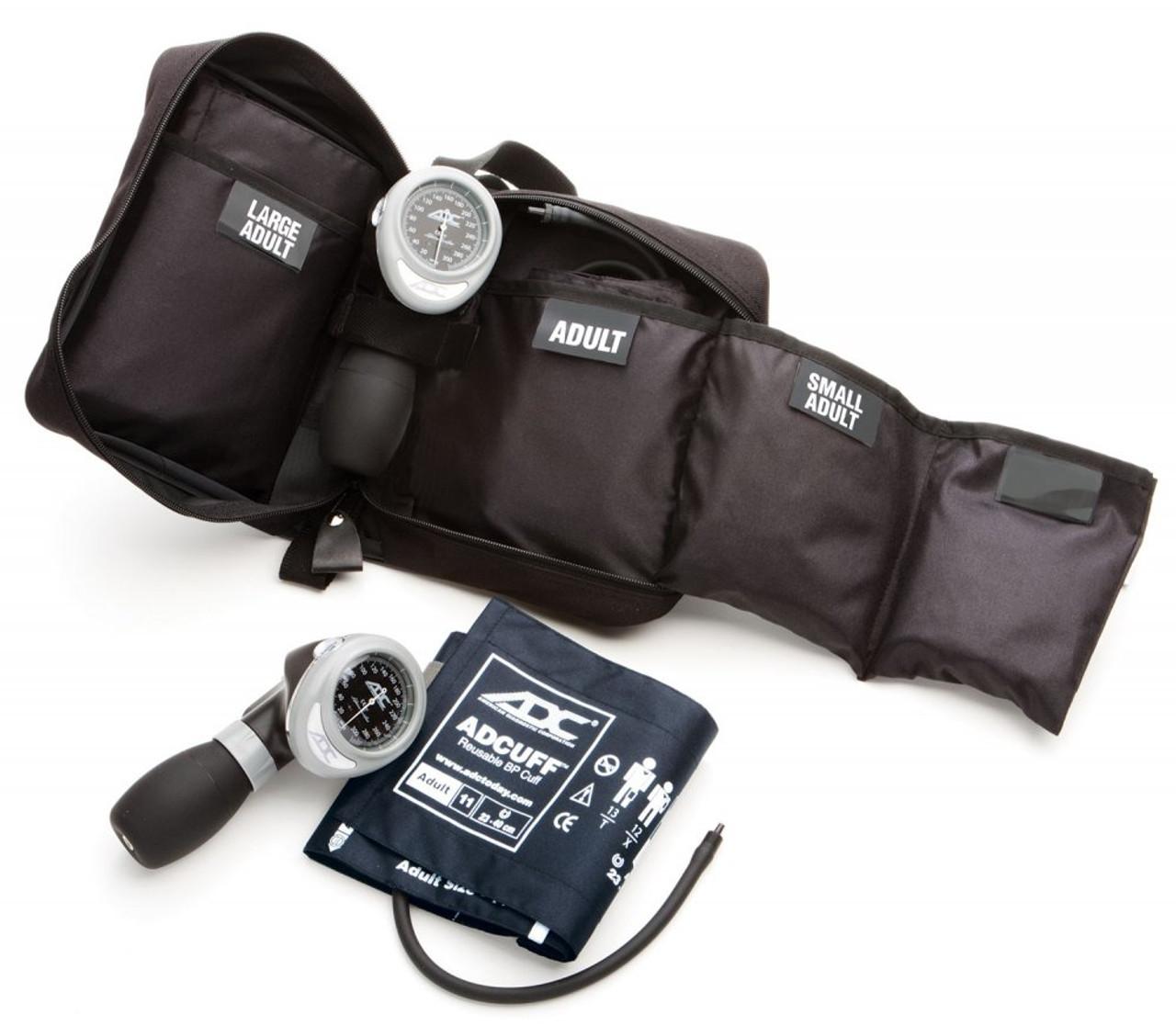 ADC 731 Multikuf™ Portable 3 Cuff Sphyg - Navy