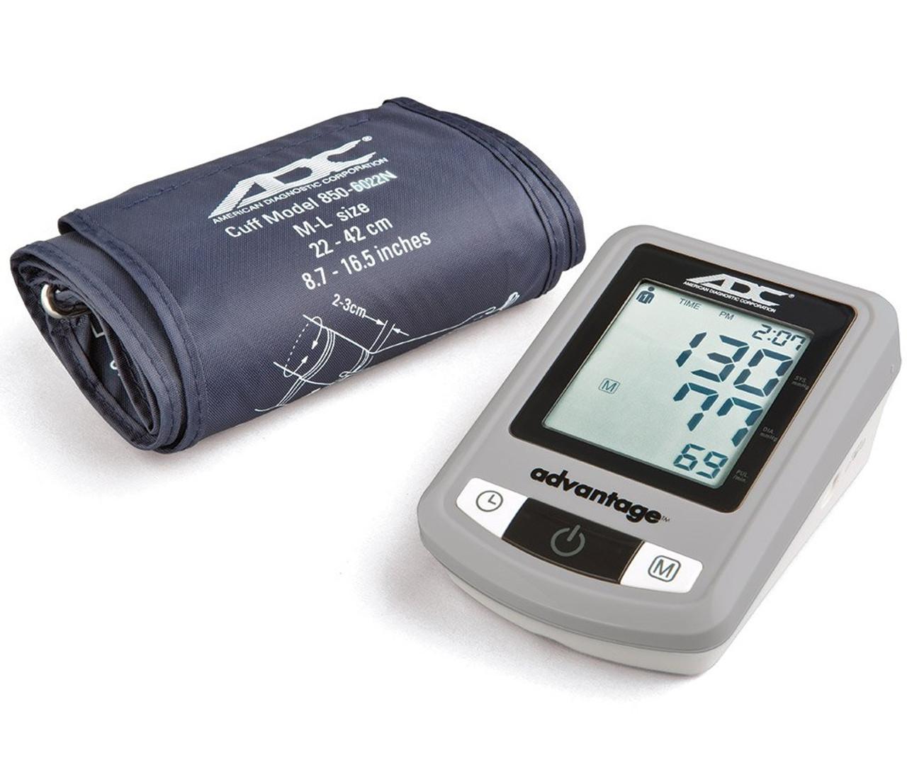 ADC 6021N Advantage Automatic Digital BP Monitor