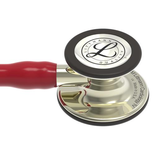 Littmann Cardiology IV Stethoscope, Champagne Burgundy, 6176