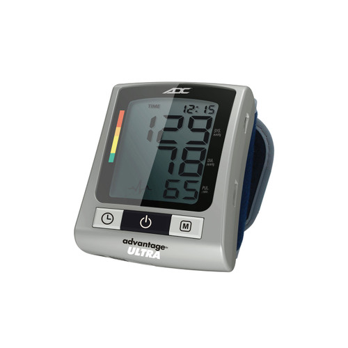 ADC 6016N Advantage Ultra Wrist Digital BP Monitor