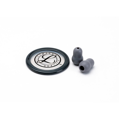 Littmann Stethoscope Spare Parts Kit, Master Classic, Grey, 40023