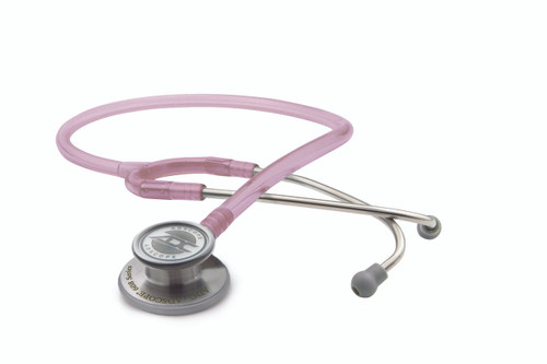 ADC Adscope 608 Convertible Clinician Stethoscope, Frosted Lilac, 608FL