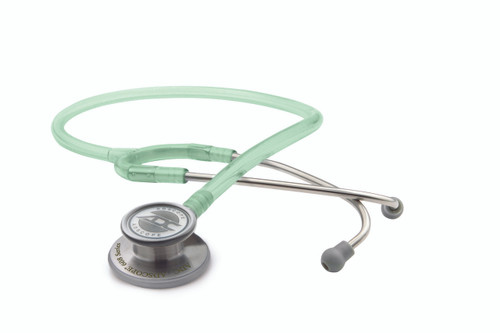 ADC Adscope 608 Convertible Clinician Stethoscope, Frosted Seafoam, 608FS