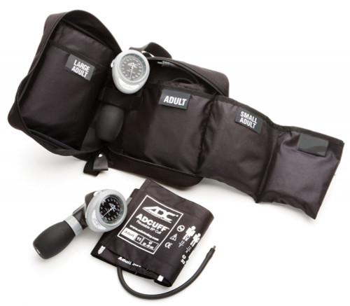 ADC 731 Multikuf™ Portable 3 Cuff Sphyg - Black