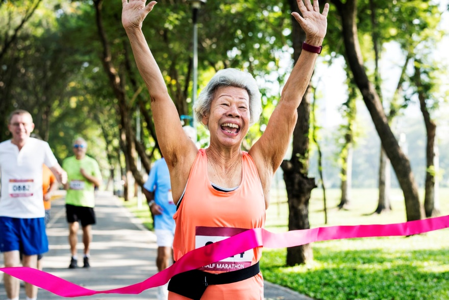 Heart-Healthy Benefits for First-Time Marathon Runners