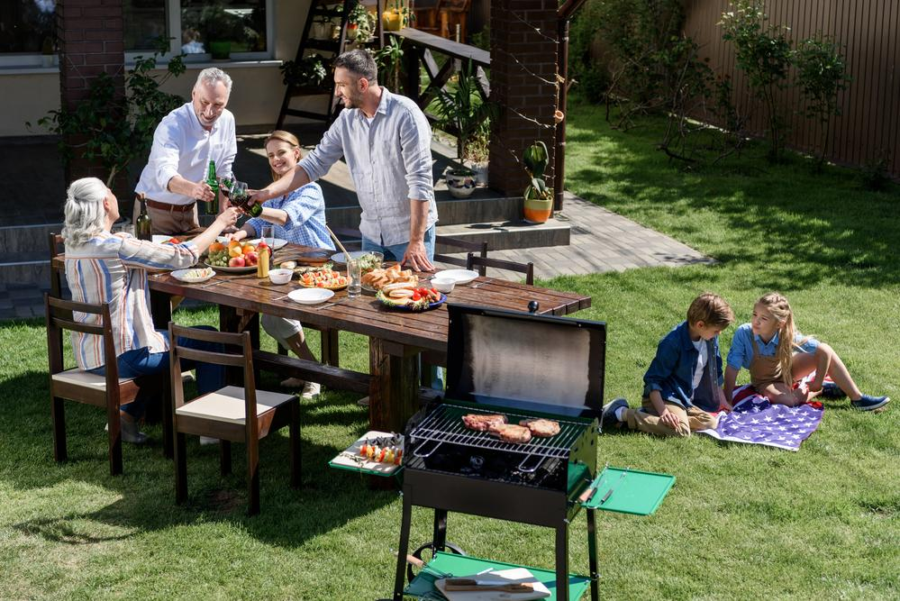 Throw a Heart-Healthy 4th of July BBQ