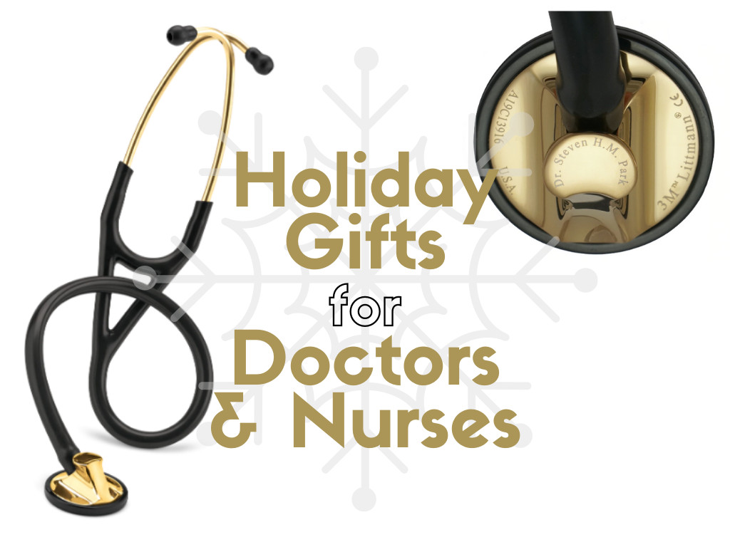 Our Holiday Gift Guide: Best Gifts for Doctors and Nurses in 2019