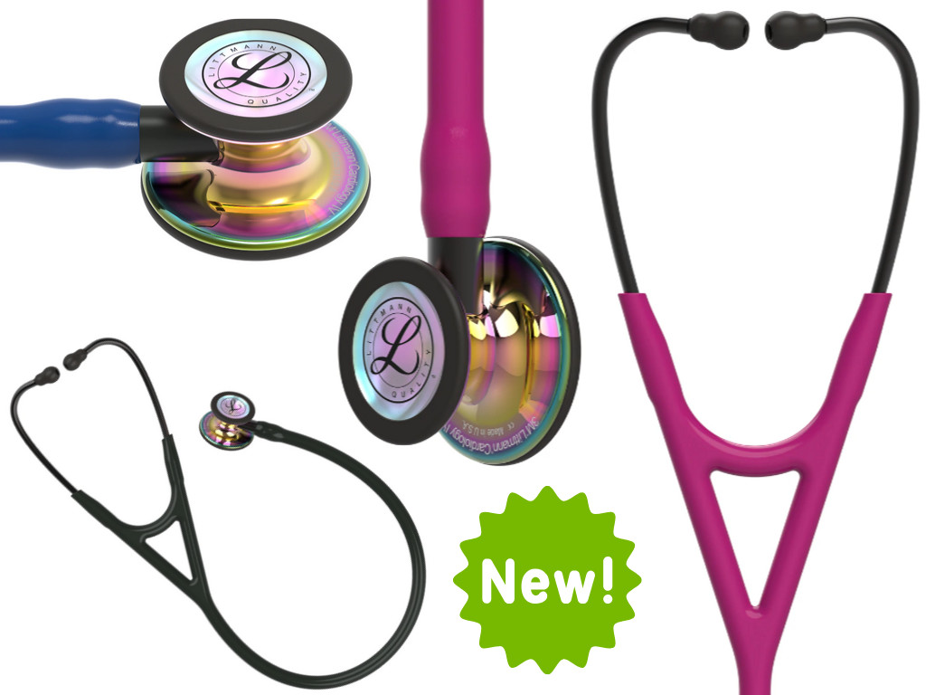 New Littmann Colors: Just in Time for Halloween!