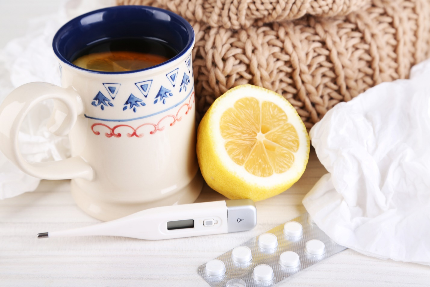 Protecting Your Heart during Flu Season