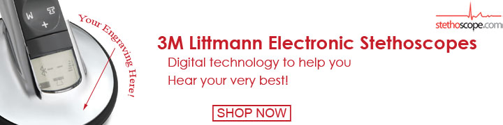 Buy Littmann Electronic Stethoscopes at Stethoscope.com