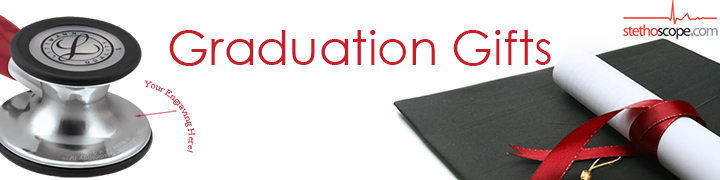 Graduation Gifts at Stethoscope.com