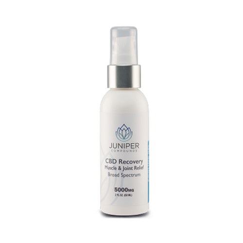 Juniper | CBD Recovery Muscle & Joint Relief