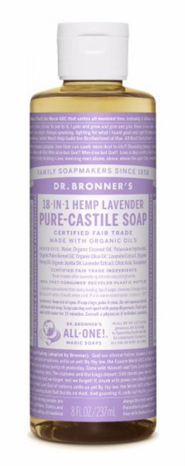 Lavender Pure-Castile Liquid Soap | 8oz