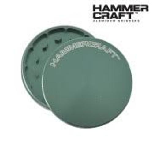 HBI International | 50mm | 2pc | Green Grinder