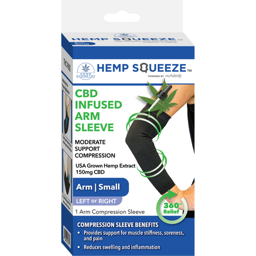 Elbow Sleeve | 150mg CBD