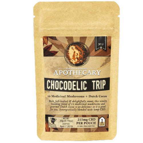 CBD Hot Cocoa | Chocodelic Trip by The Apothecary