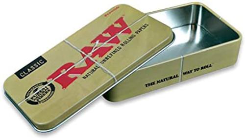 RAW   Storage Tin