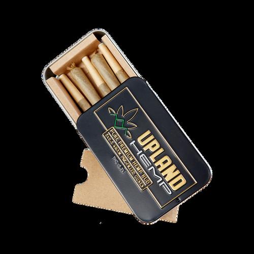 Upland Hemp | Pre-Roll Tins | 5ct | .5g