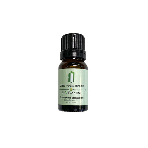 Green Room Remedies | Essential Oil | Frankincense | 10mL
