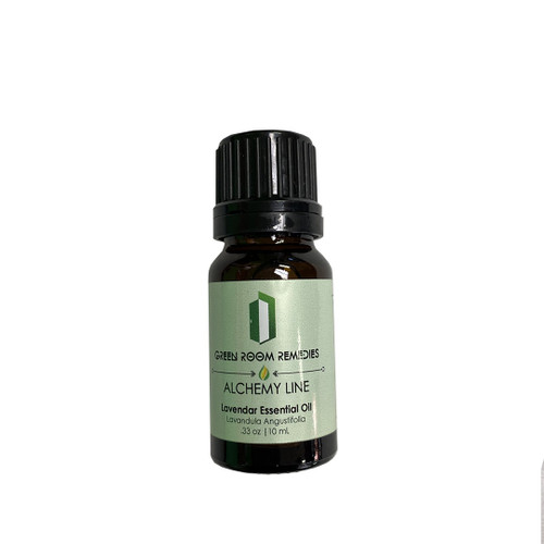 Green Room Remedies | Essential Oil | Lavender | 10mL