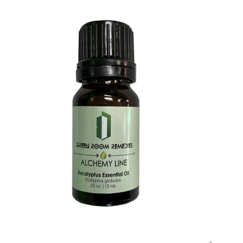 Green Room Remedies | Essential Oil | Eucalyptus | 10mL