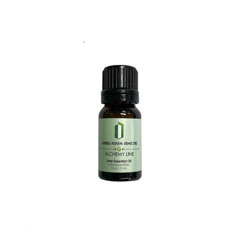 Green Room Remedies | Essential Oil | Lime | 10mL