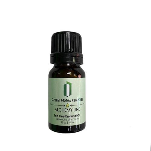 Green Room Remedies | Essential Oil | Tea Tree | 10mL