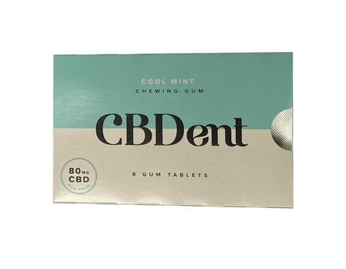 CBDent | CBD Gum | 8pc | 10mg
