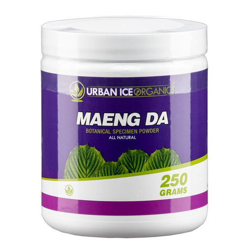 Urban Ice Organics | Kratom Maeng Da Powder