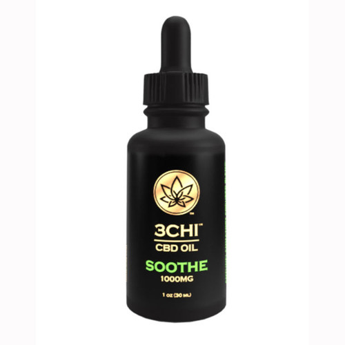 3Chi | Focused Blends | Soothe | 1000mg