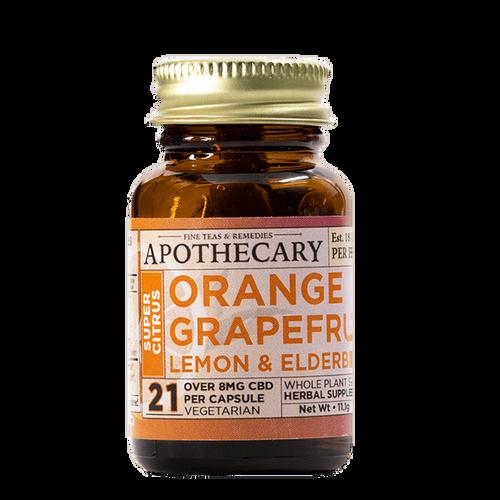 Brothers Apothecary | Capsules | Super Citrus | 1oz - 21 Capsules