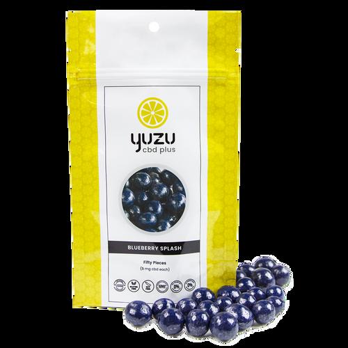 Yuzu CBD+ | CBD Blueberry Splash