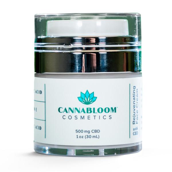 Cannabloom | Rejuvenating Face Cream