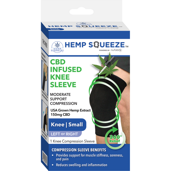 Knee Sleeve | 150mg CBD