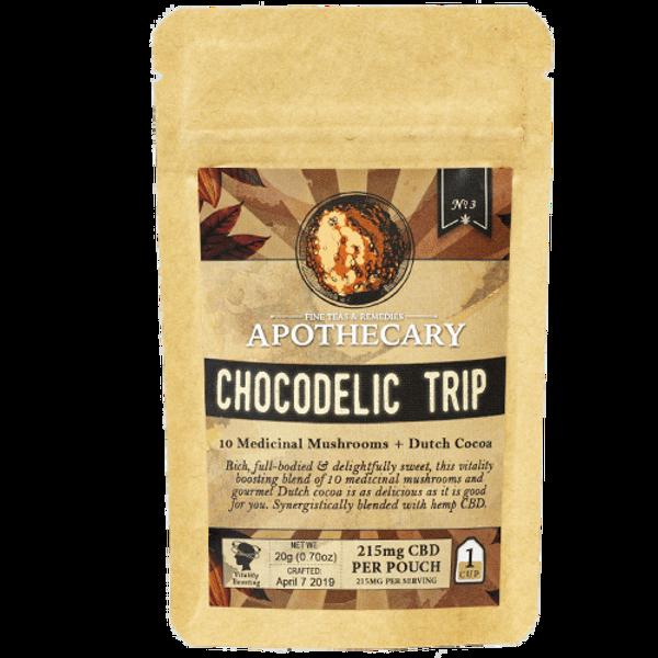 Brothers Apothecary | CBD Hot Cocoa | Chocodelic Trip