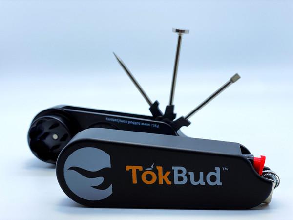 TokBud   Ultimate Smoker's Utility Tool