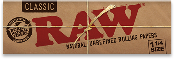 RAW Classic Papers| Purest Natural Gum