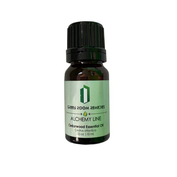 Green Room Remedies | Essential Oil | Cedarwood