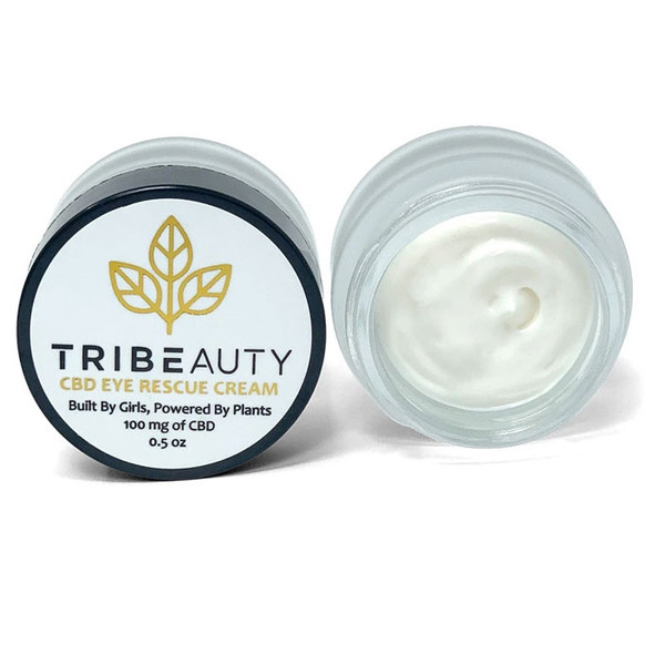 Tribe Beauty | Eye Rescue Cream | .5oz