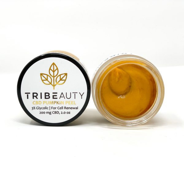 Tribe Beauty | Pumpkin Peel Face Mask | 20z