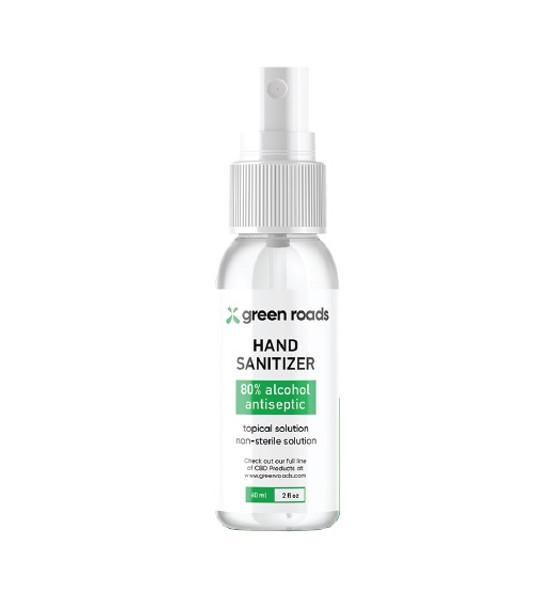 Green Roads   Hand Sanitizer   2oz