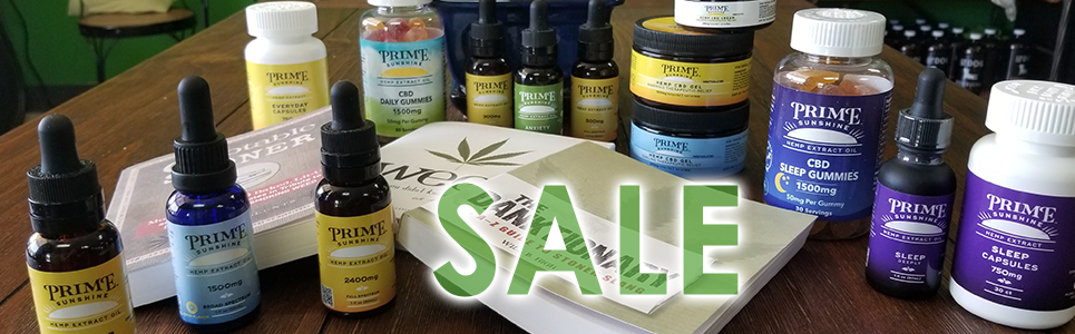 GetMeSomeGreen Apotecary - Prime Sunshine On Sale in June!
