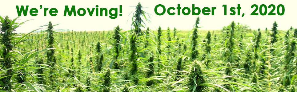 GetMeSomeGreen Apotecary - We're Moving! October 1st, 2020 to 3555-1 Matthews-Mint Hill Road Right across the parking lot!