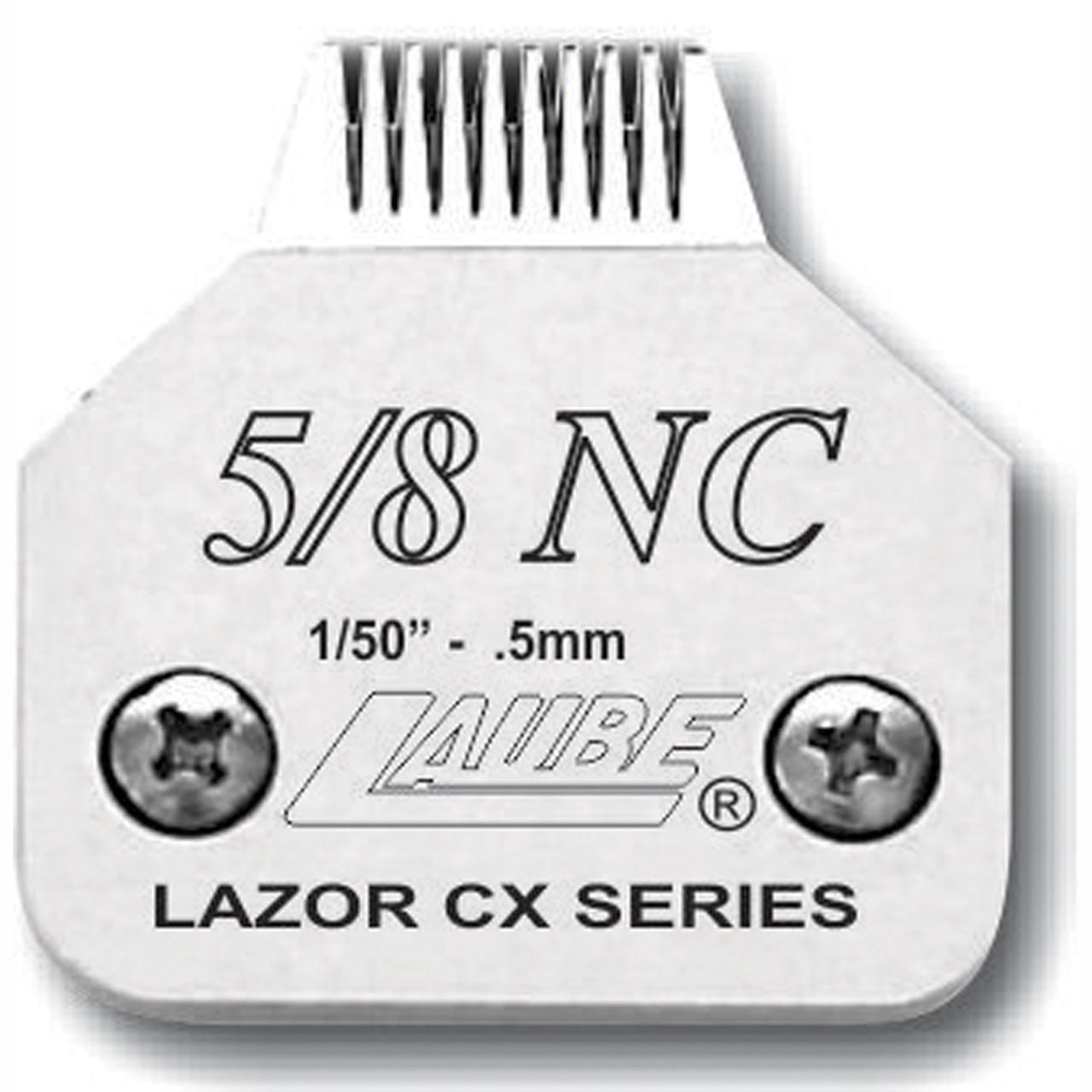 laube cx blade 5/8 NC