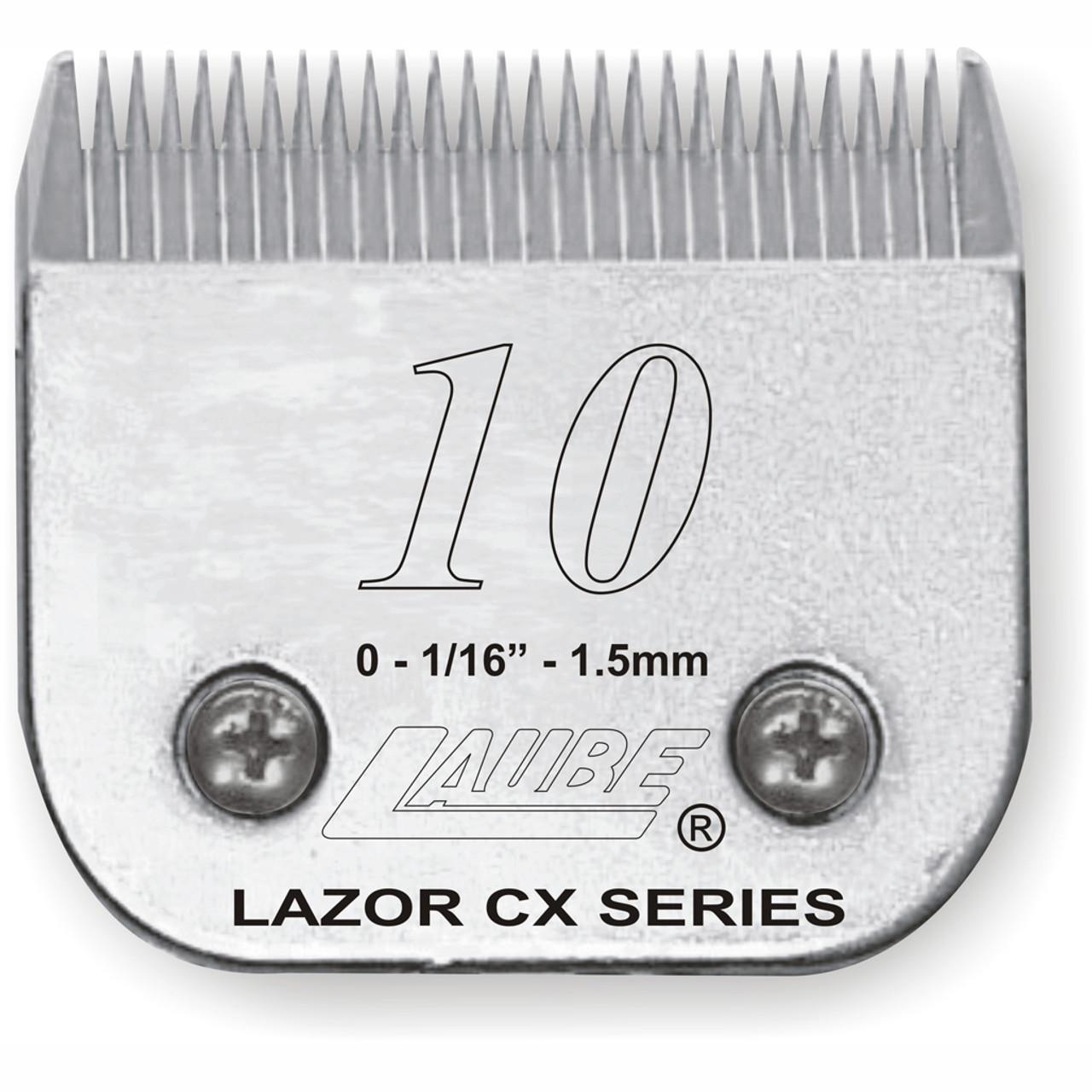 laube cx blade 10