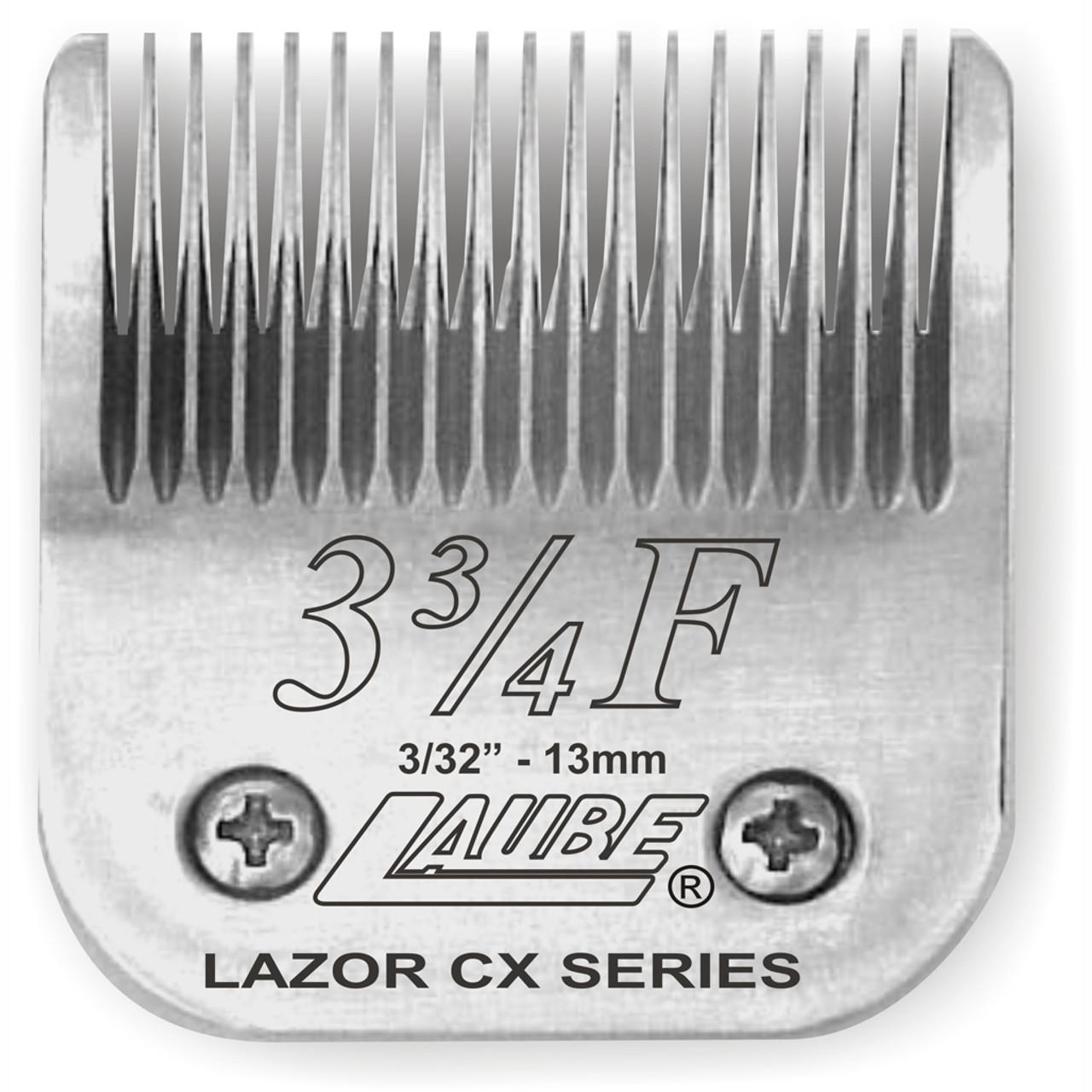 laube cx blade 3 3/4f