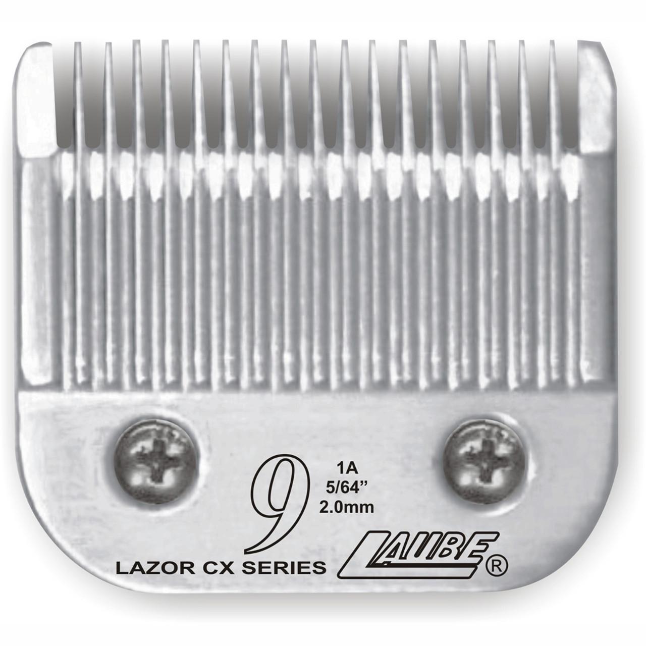 laube cx blade 9